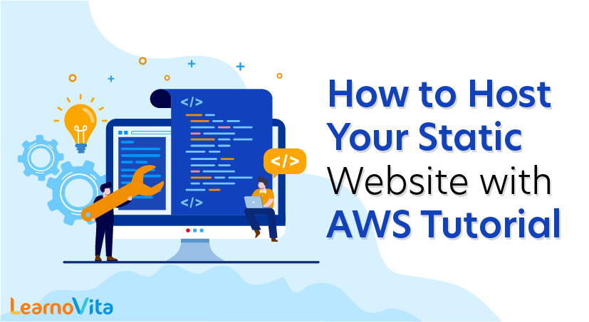 How to Host your Static Website with AWS Tutorial