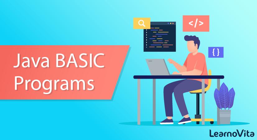 Java BASIC Programs