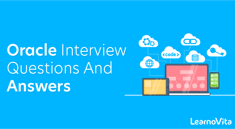 Oracle Interview Questions and Answers