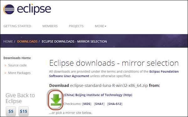 eclipse-download-button