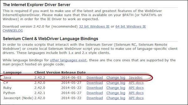 selenium-client-&-webdriver