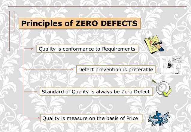 zero-defects