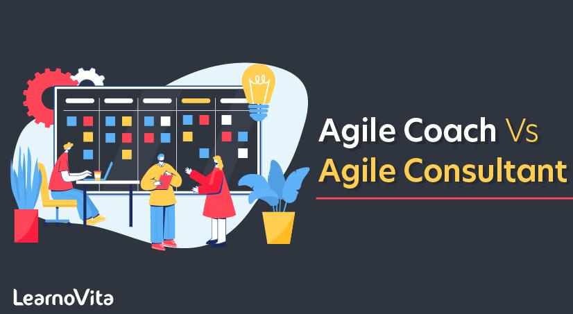 Agile Coach Vs Agile Consultant
