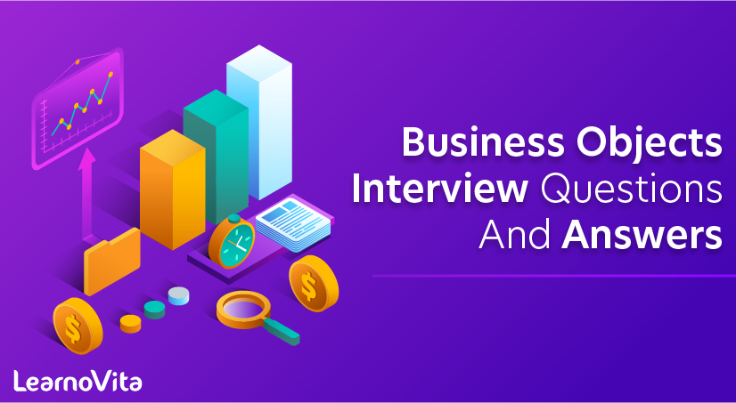 Business Objects Interview Questions and Answers