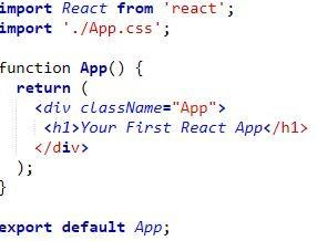 React- Component