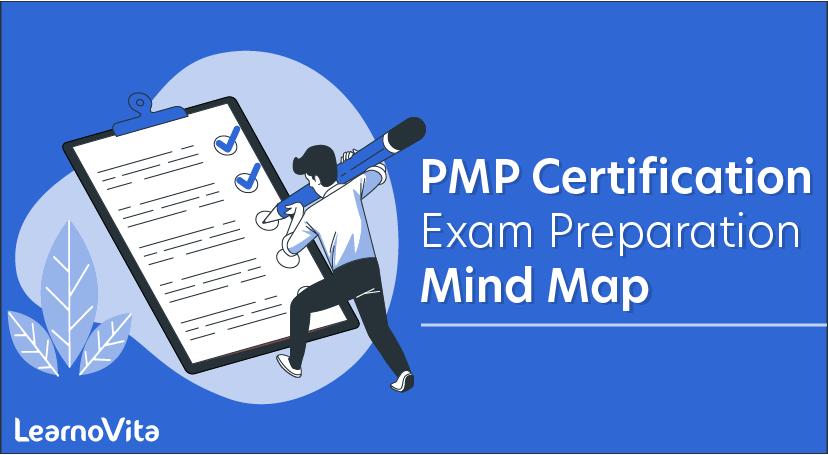 PMP Certification Exam Preparation Mind Map