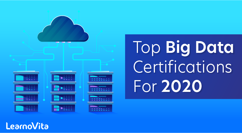 Top Big Data Certifications for 2020
