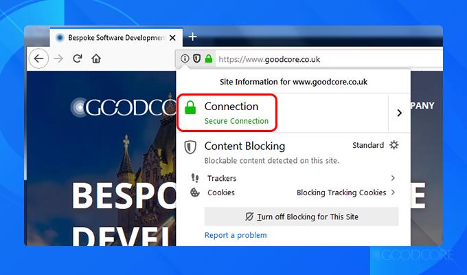 a-screenshot-of-goodcore's-ssl-certificate