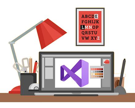 Visual-Studio-Tutorial-Command-Line-Palette-Visual-Studio